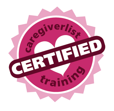 Certified Caregiver Training Logo